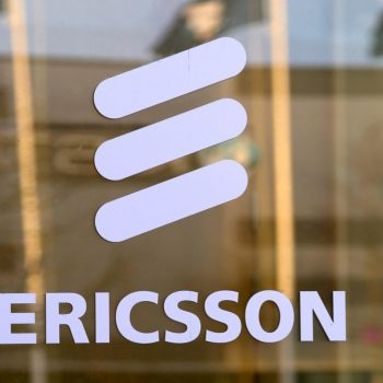 Ericsson as one off the winner of the World Technology Leader Award